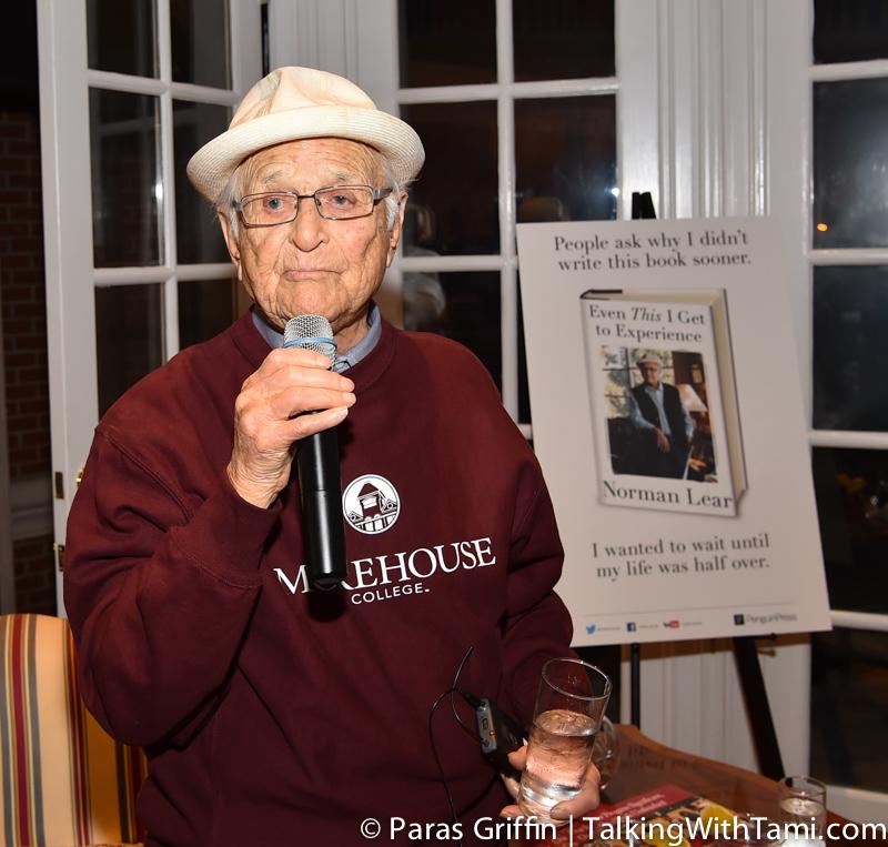 Norman Lear Meet & Greet In Atlanta