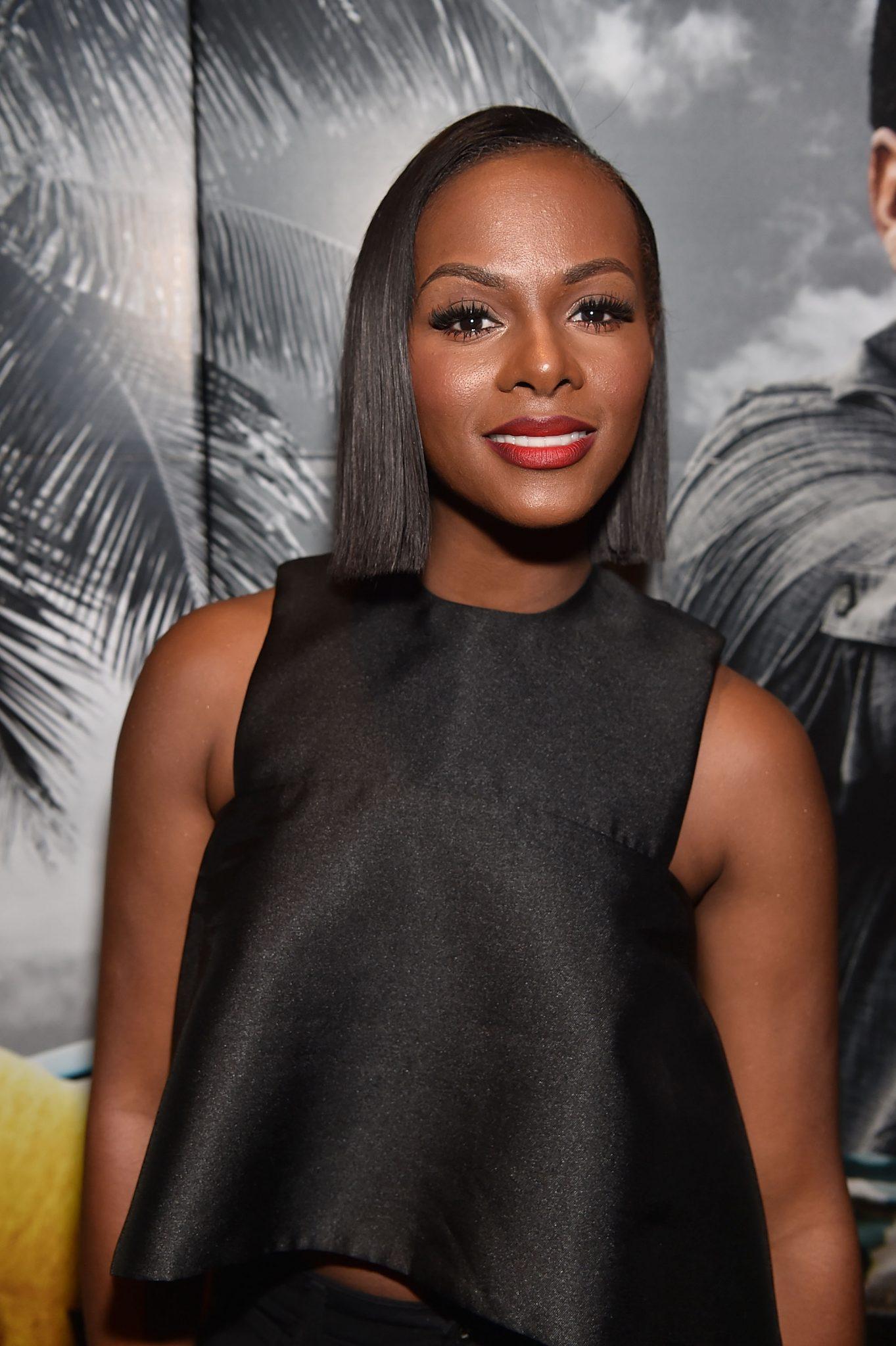 Celebrity Style: Tika Sumpter 'Ride Along 2' Screening In Atlanta