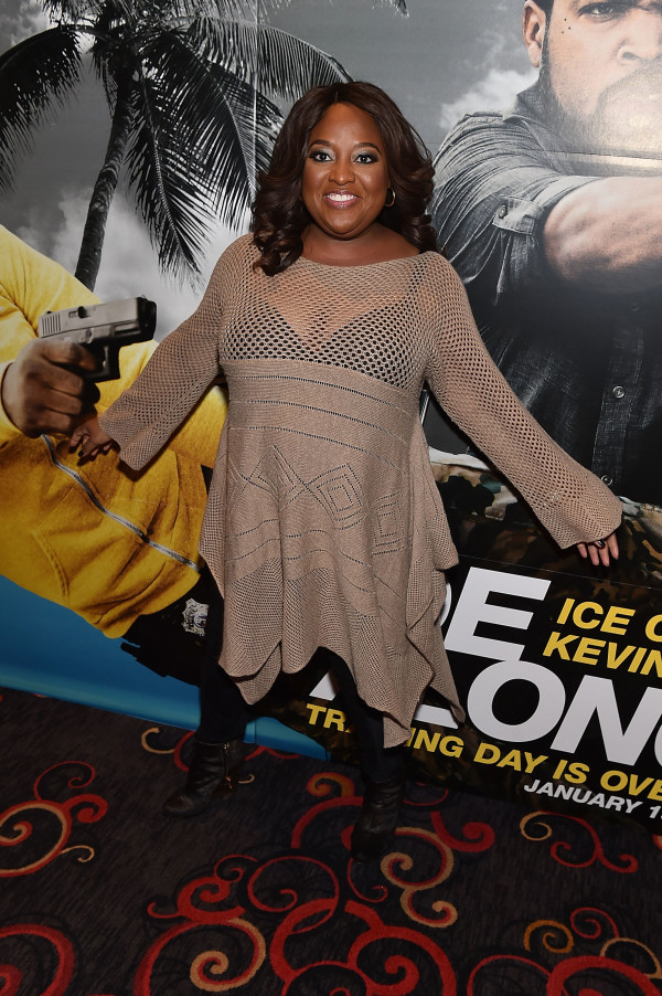 """""""Ride Along 2"""" Advance Screening With Castmembers Tika Sumpter, Sherri Shepherd And Producer Will Packer At Regal Atlantic Station"""