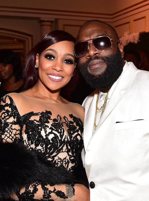 Rick Ross Mansion Party