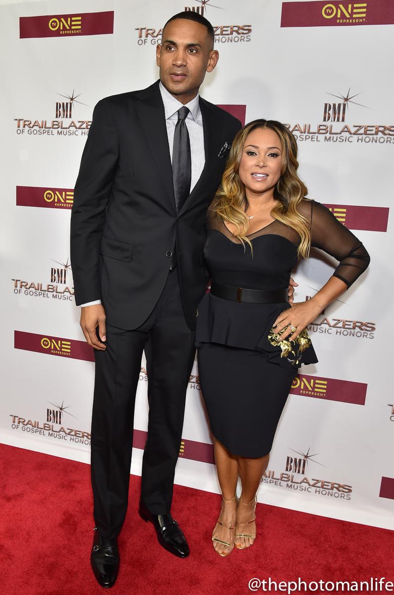 Celebrity Style: Singer Tamia At BMI Trailblazer Red Carpet Event
