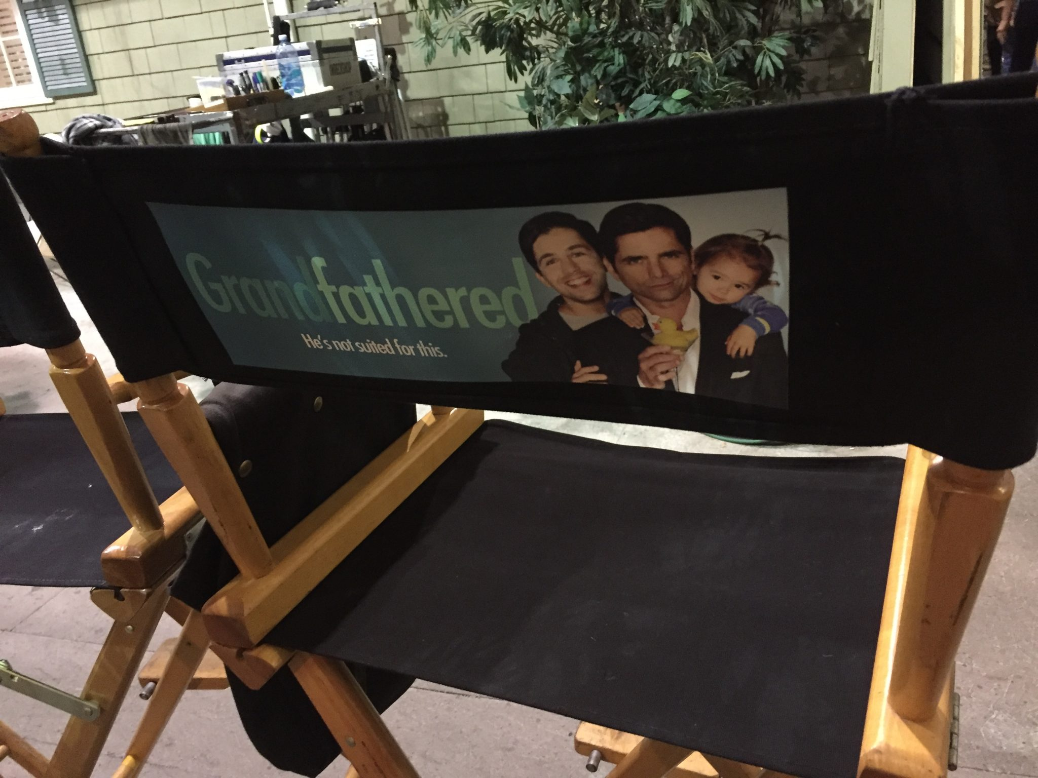 My Cool Experience On Set Of 'Grandfathered' With John Stamos