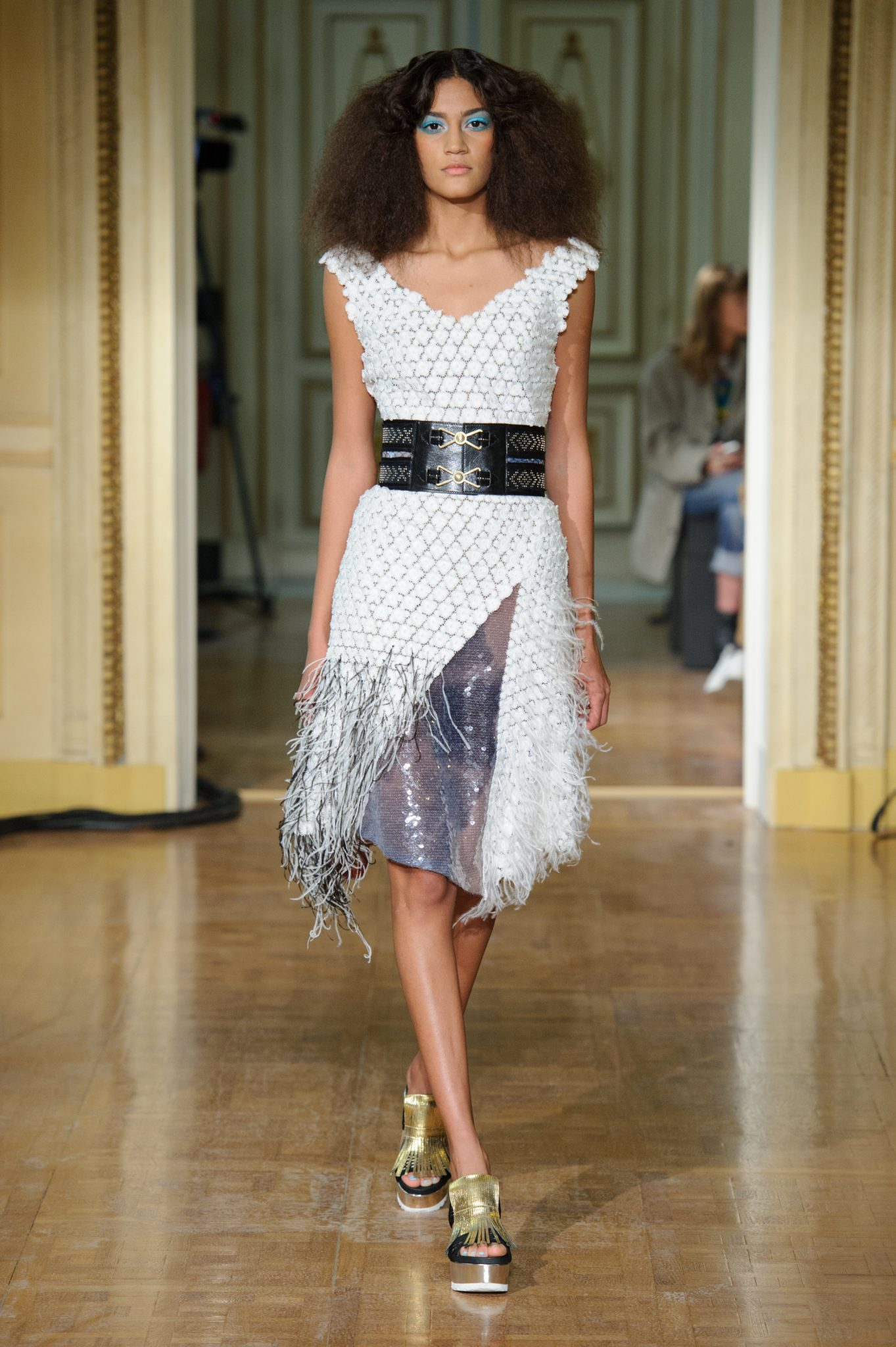 Best Looks: Antonio Ortego Spring 2016  Couture Collection
