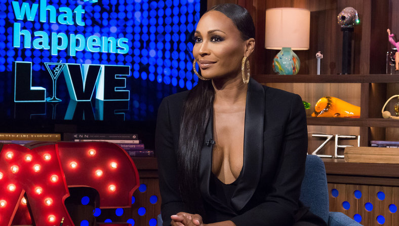 In Case You Missed It: Cynthia Bailey On 'Watch What Happens Live'
