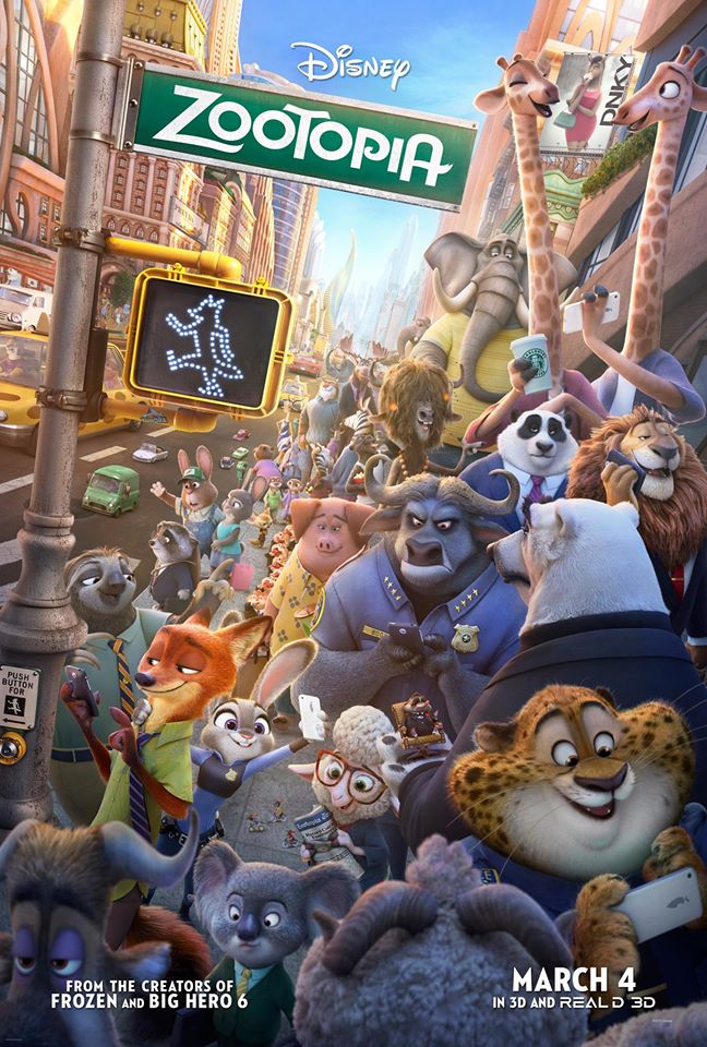New Movie: Zootopia And Two Family Pack Giveaways!