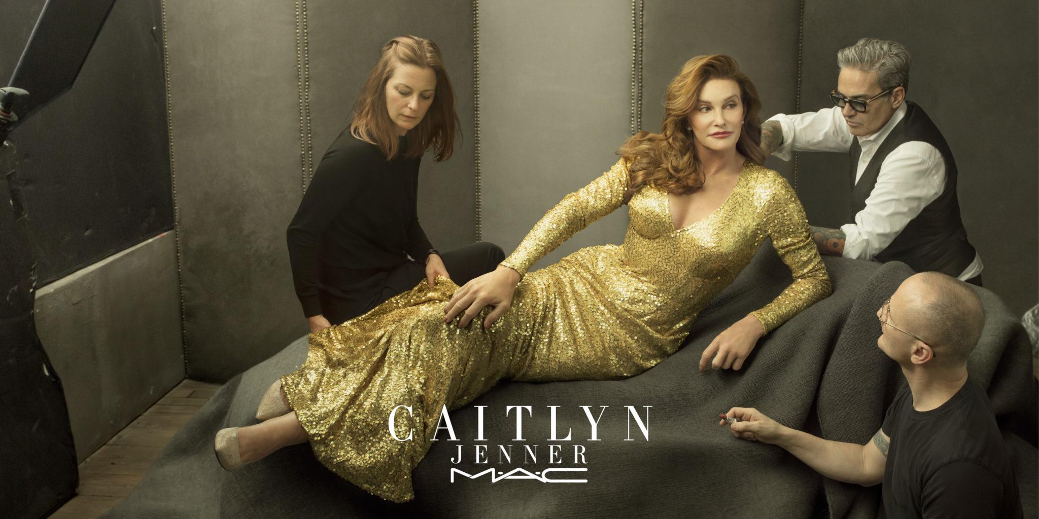 MAC Presents: Caitlyn Jenner Lipstick