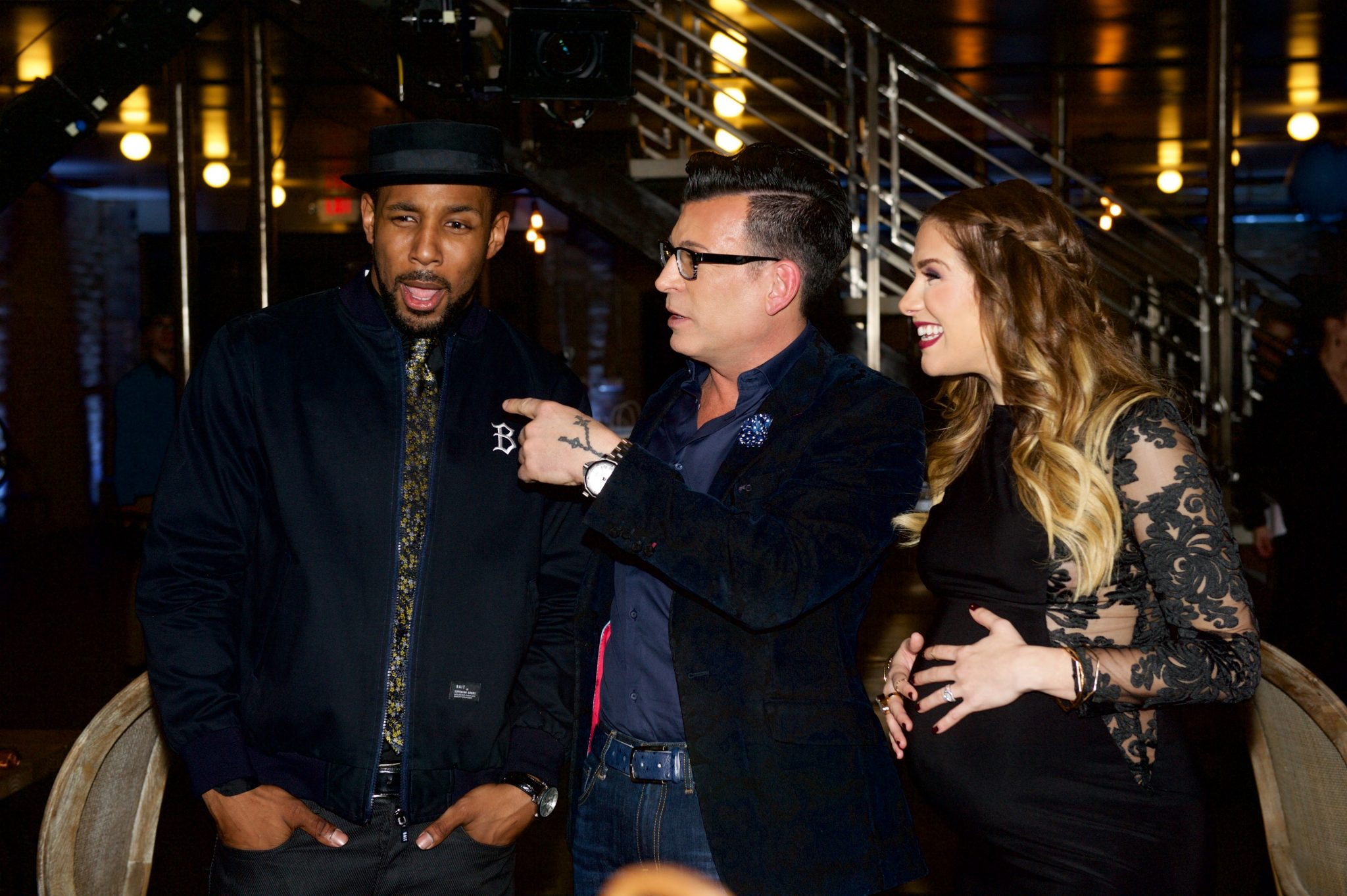 tWitch Boss & Allison Holker Celebrate At Baby Shower