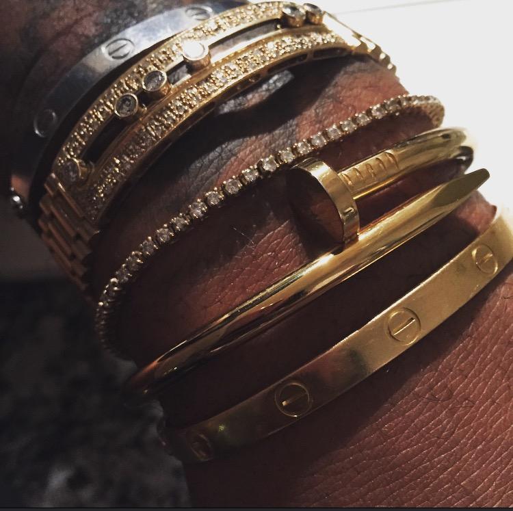 Cartier 'Love' Bracelet