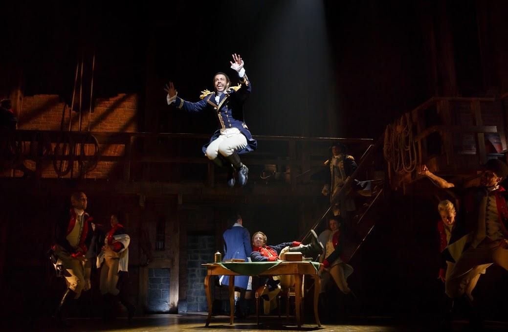 Broadway Play 'Hamilton' Headed To Atlanta!