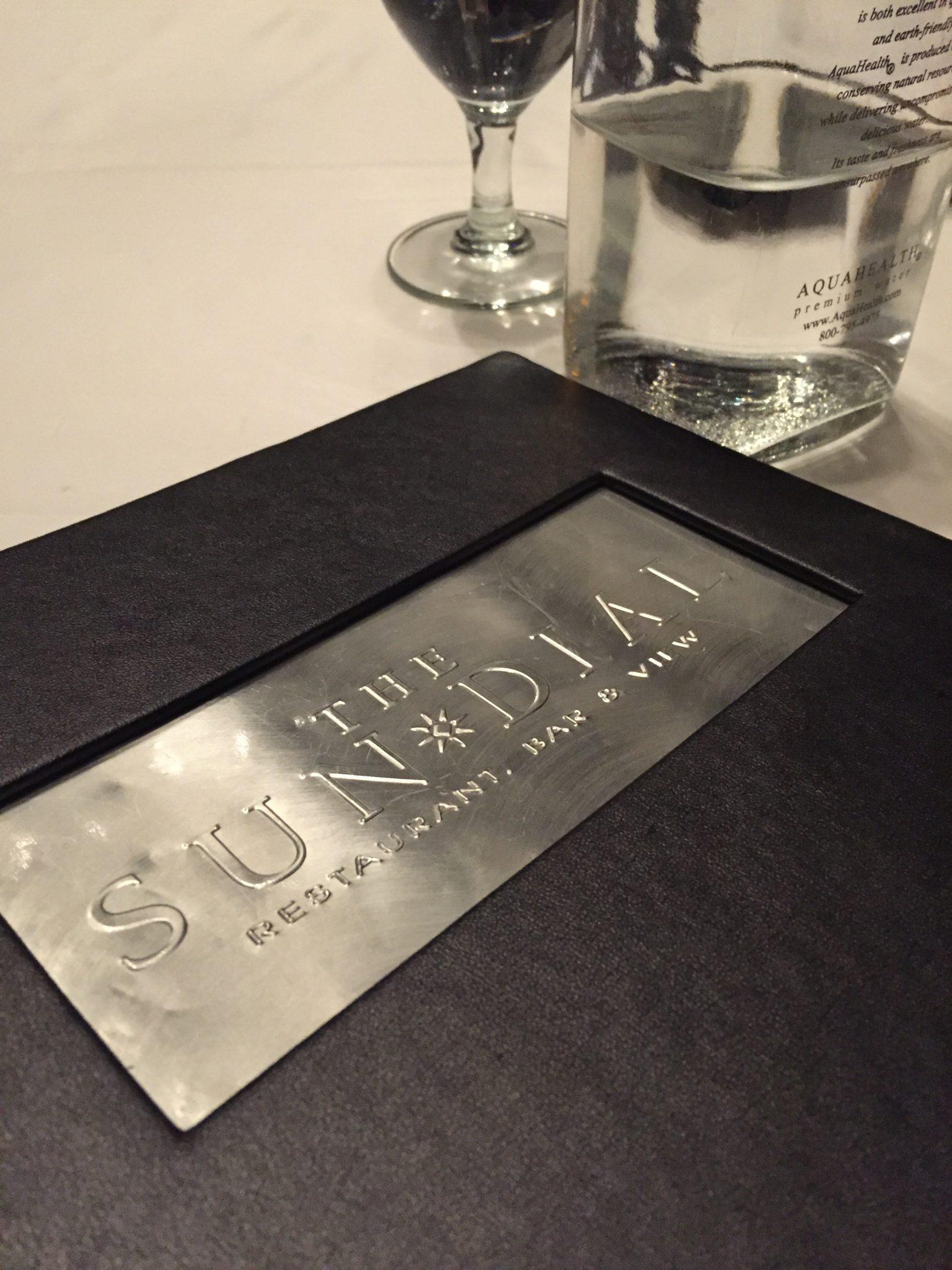 The Sun*Dial Restaurant Bar & View
