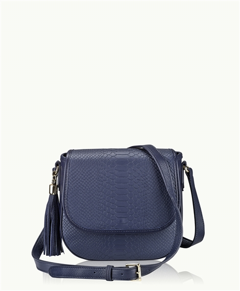 Currently Obsessed With: GiGi New York Kelly Saddle Bag