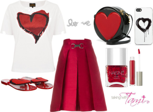 What To Wear: Cute Valentine's Day Looks