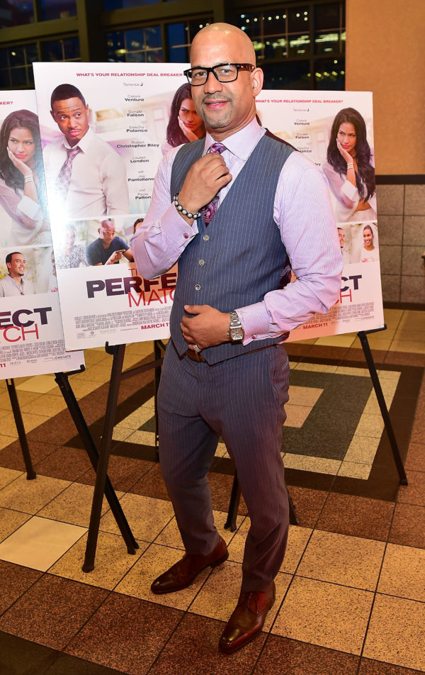 """The Perfect Match - Atlanta Advance Screening With Local Influencers"""