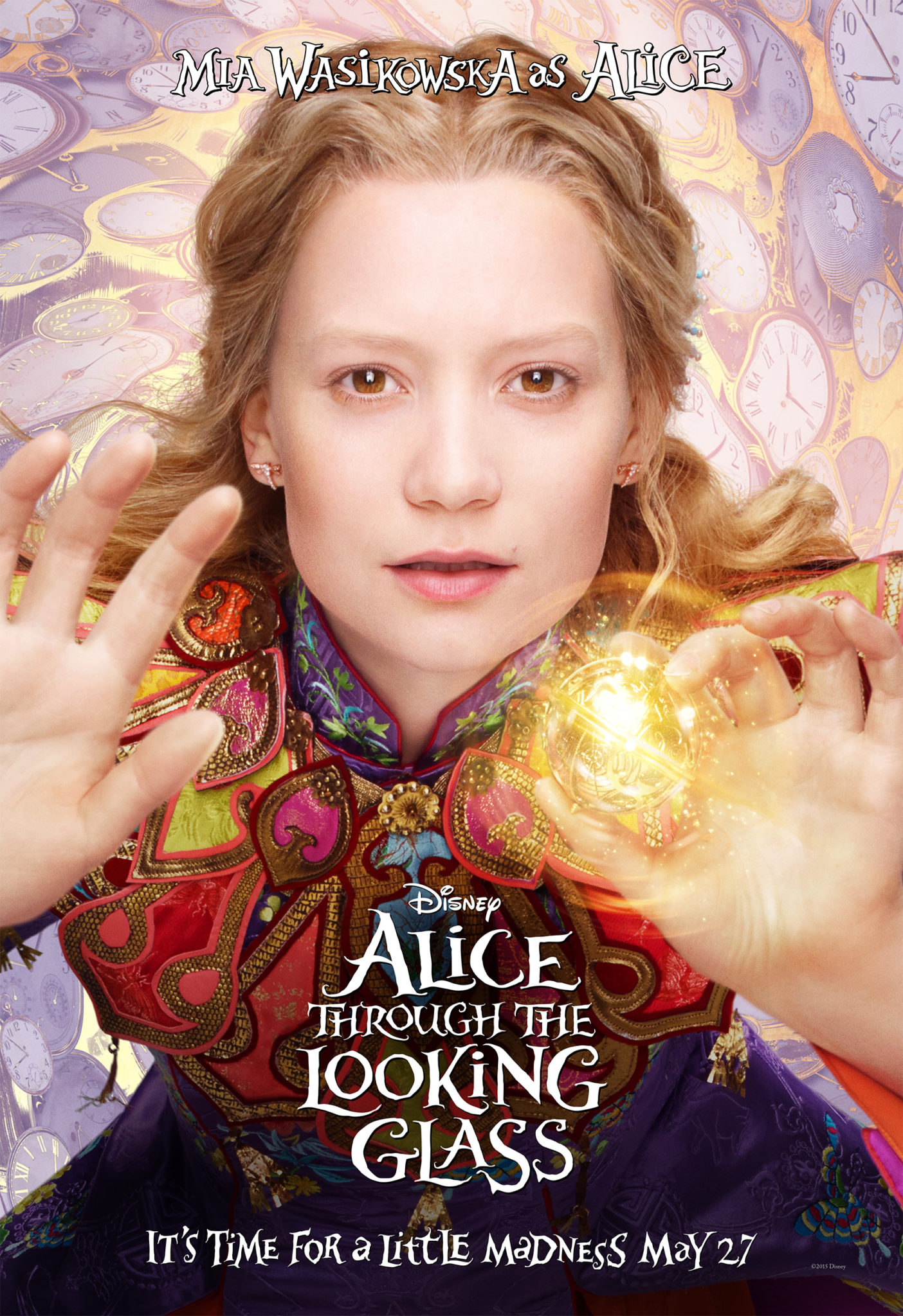 New Movie: Disney's 'Alice Through The Looking Glass ...