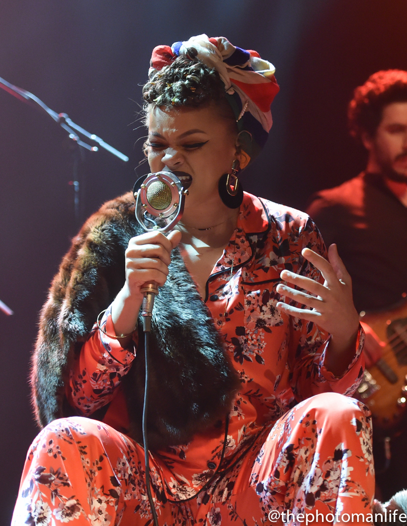 Andra Day Shuts Down Center Stage In Atlanta!