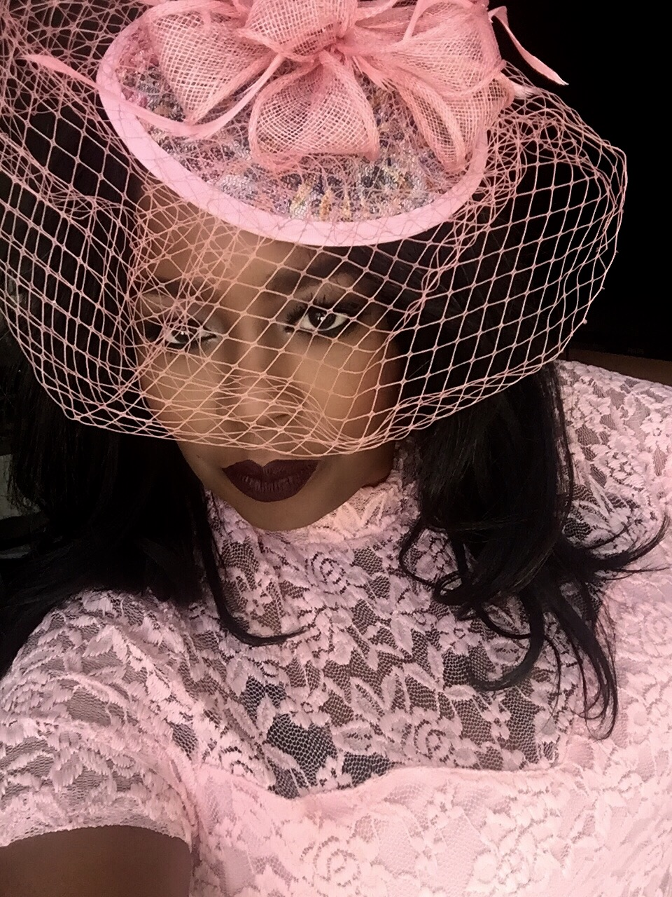 My Style: Lovelace Midi Dress