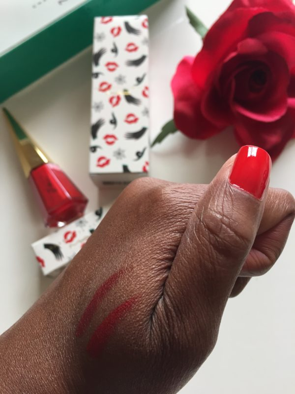 Pinky Review: MAC Charlotte Olympia Limited Edition Collection