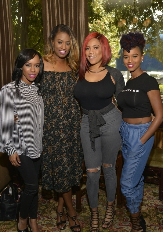 "Bravo Hosts ""Tea With The Tankards"" At The Ritz-Carlton Buckhead"