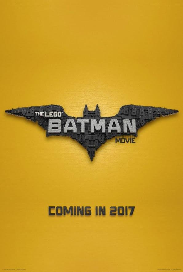 New Movie: The Lego Batman Movie