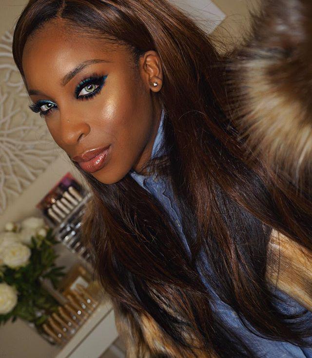 Get The Look: Makeup Artist Jackie Aina Recreates Rihanna's 'Black Girls Rock' Look