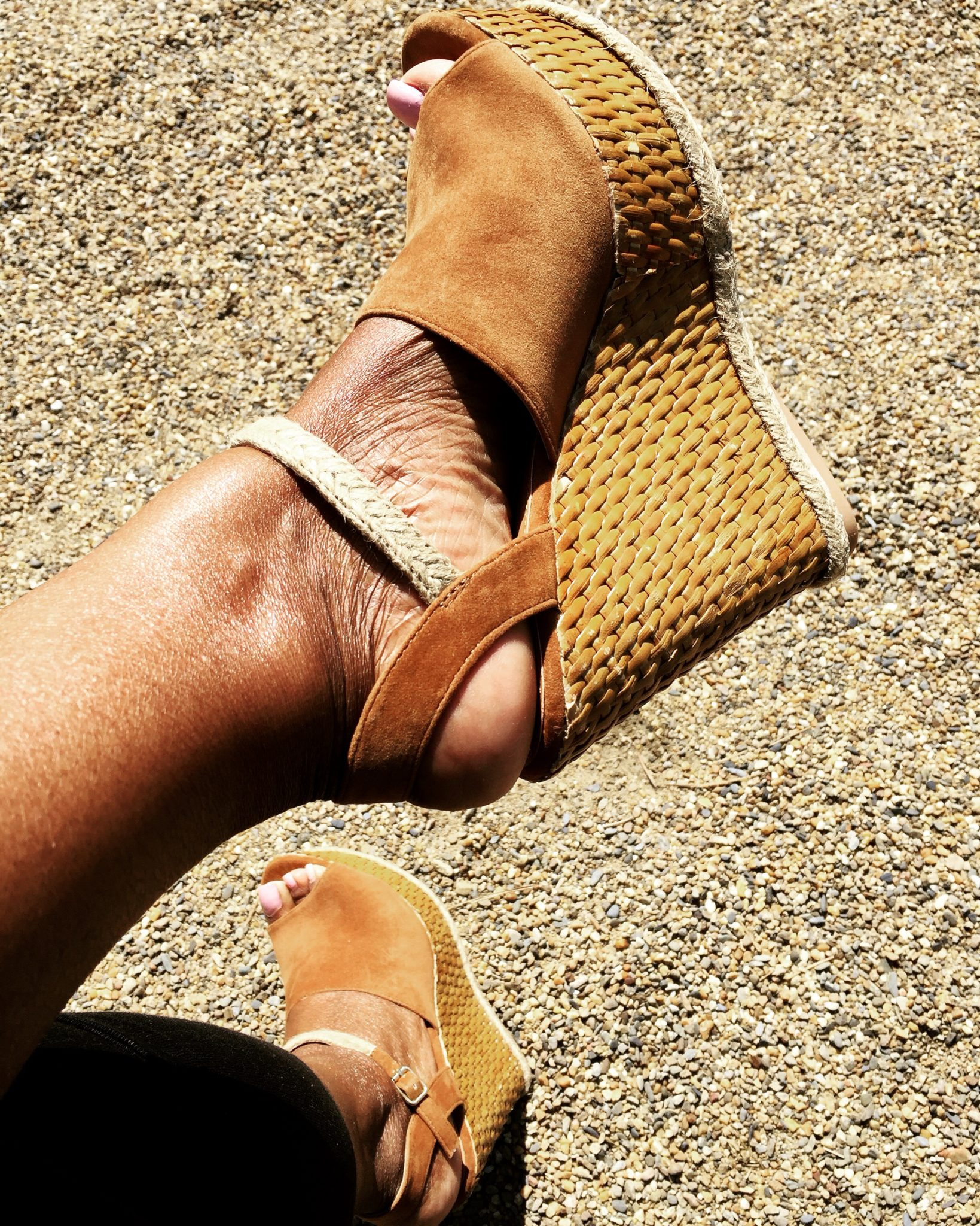 Currently Obsessed With: Shoedazzle's 'Belen' Wedges