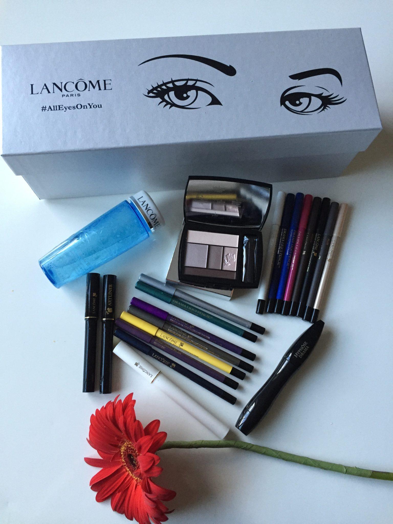 Lancôme Paris #AllEyesOnYou Collection