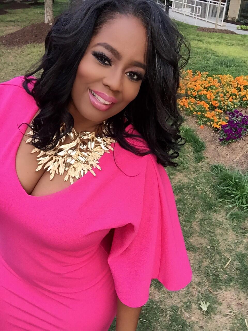 My Style: Knit Cape Dress