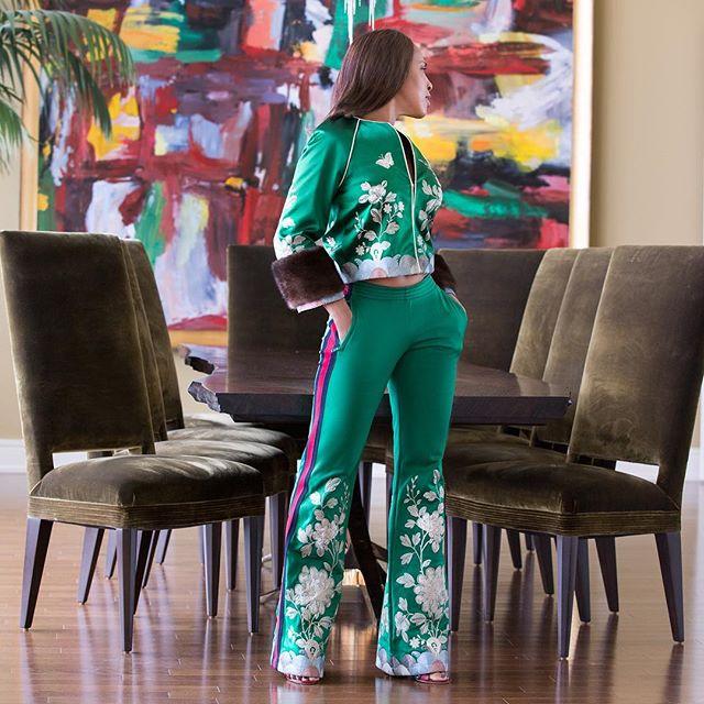 Wardrobe Breakdown: Marjorie Harvey's Instagram Look