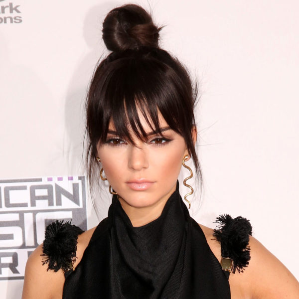 Hair Trend Messy Top Knot Talking With Tami