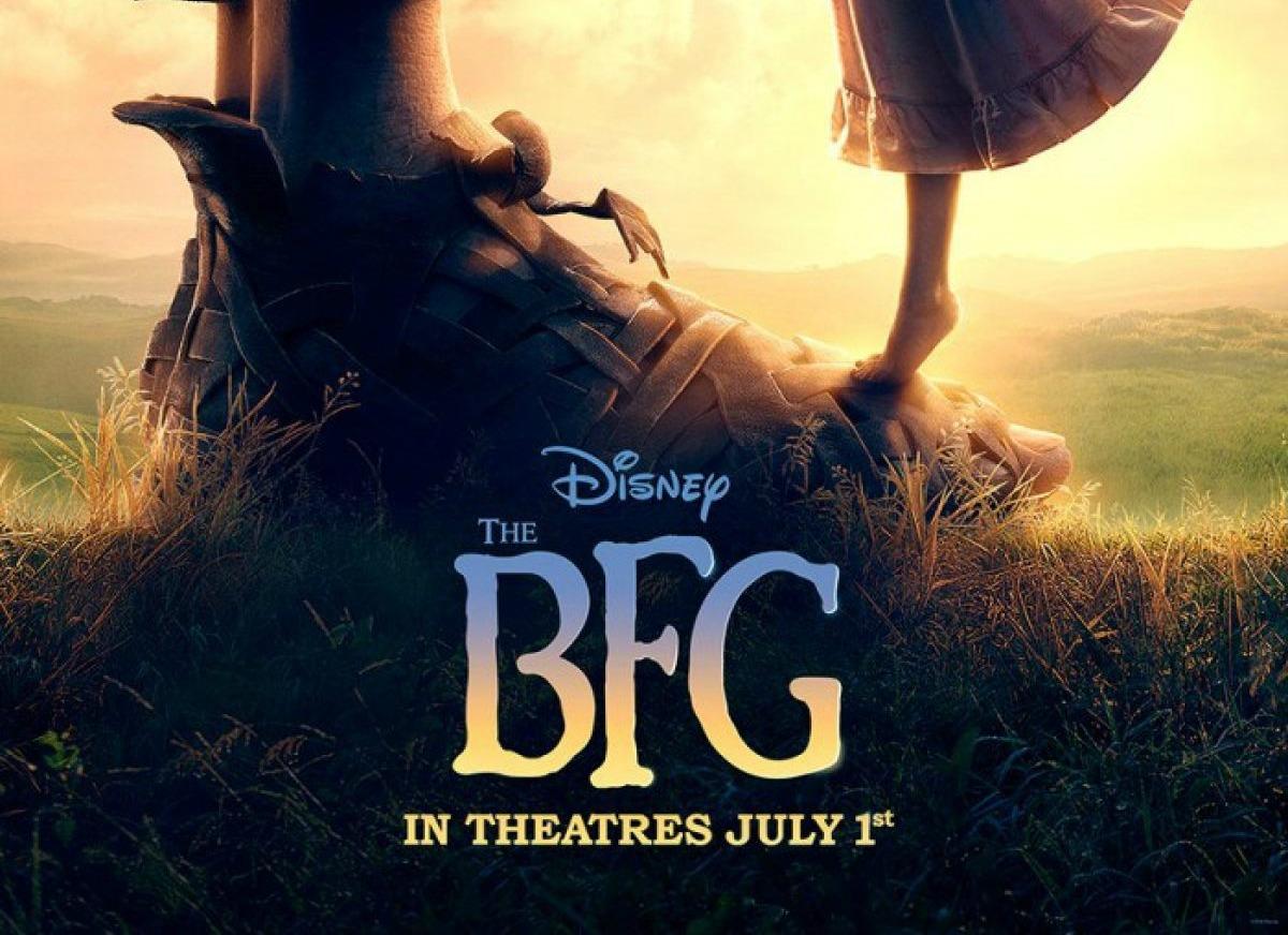 New Movie: Disney 'The BFG'
