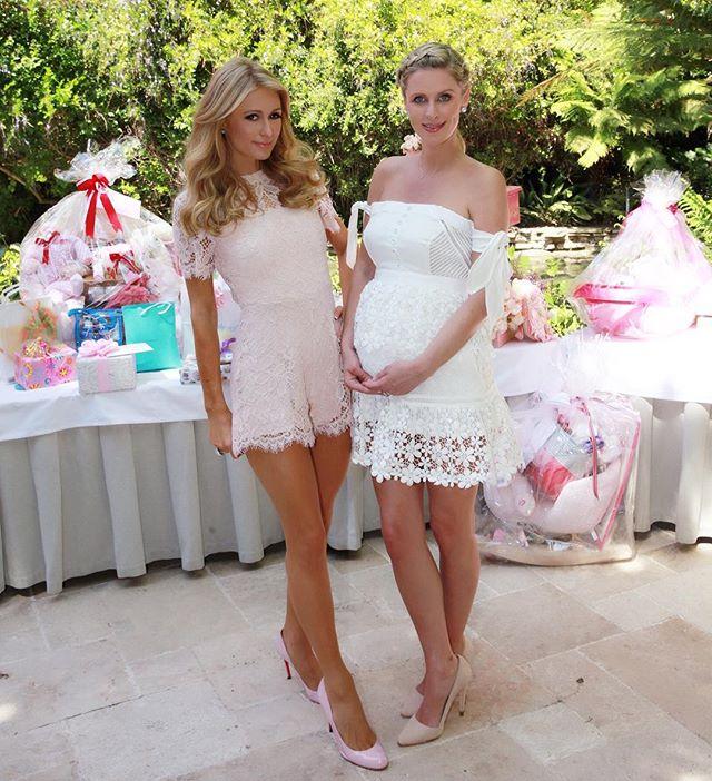 Wardrobe Breakdown: Nicky Hilton At Her Baby Shower