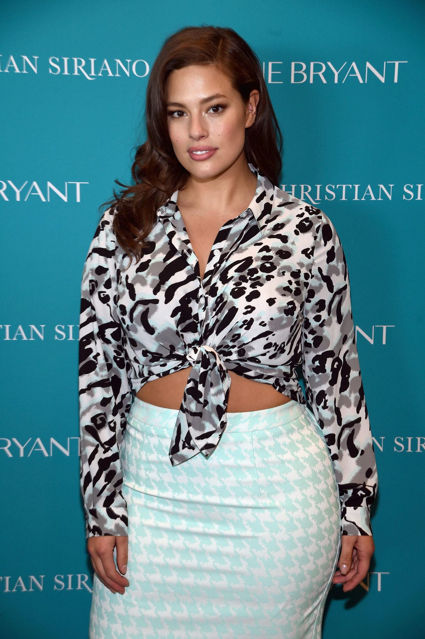 Wardrobe Breakdown: Ashley Graham At Lane Bryant's Womens Summit