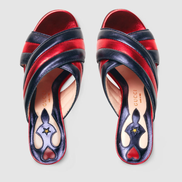 c5b55e5a0d86 Fashion Trend  Gucci Crossover Sandal - Talking With Tami