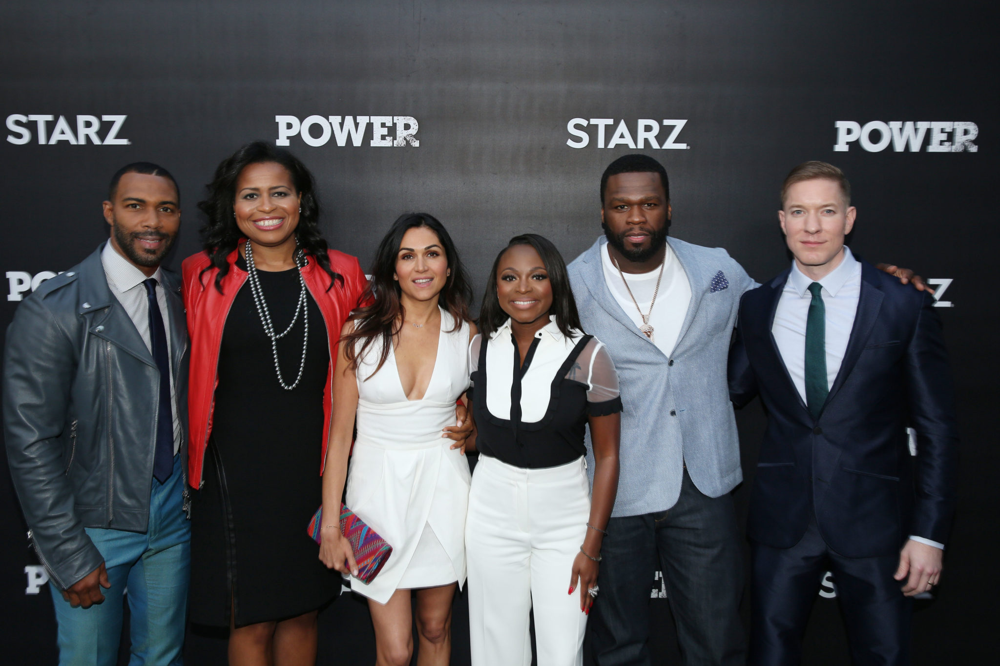 STARZ Host Panel With Cast of Hit Series 'Power'