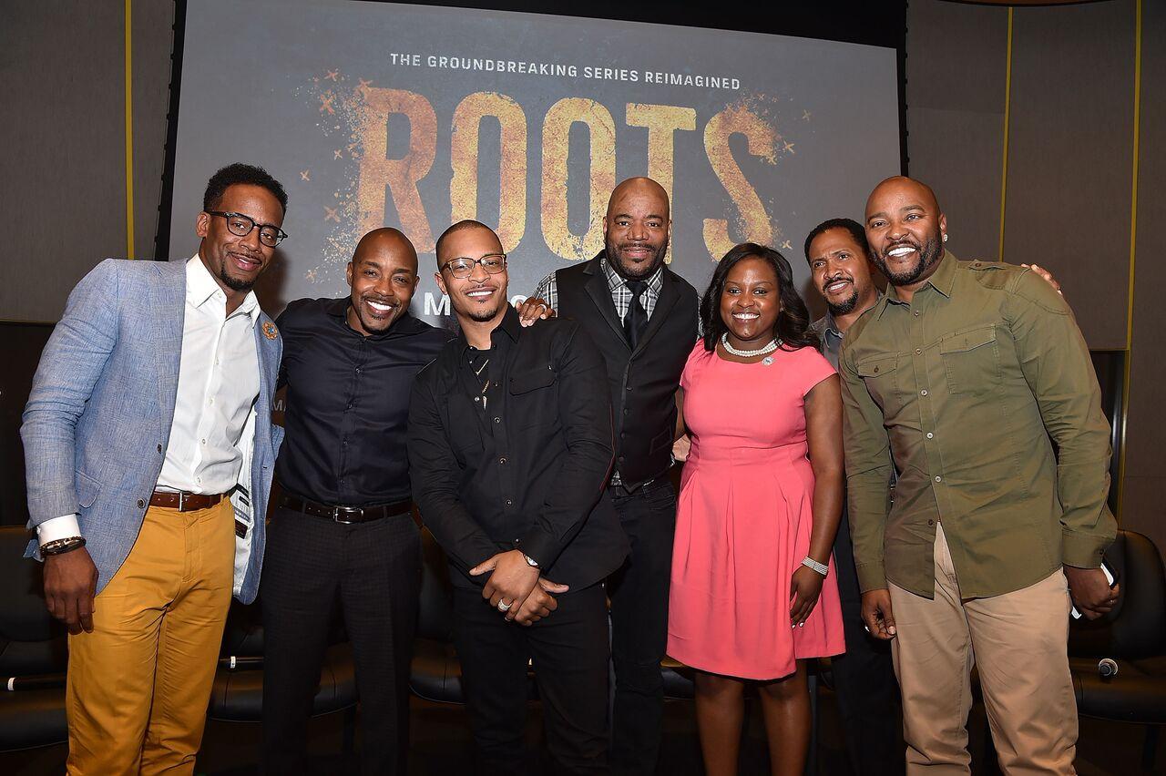 History's 'ROOTS' – Atlanta Influencer Advance Screening
