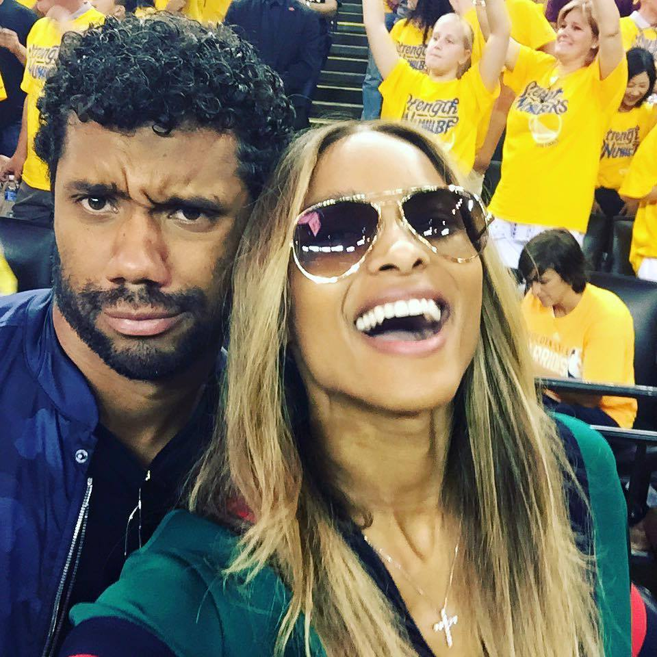 Wardrobe Breakdown: Ciara At The Cavs/Warriors NBA Finals