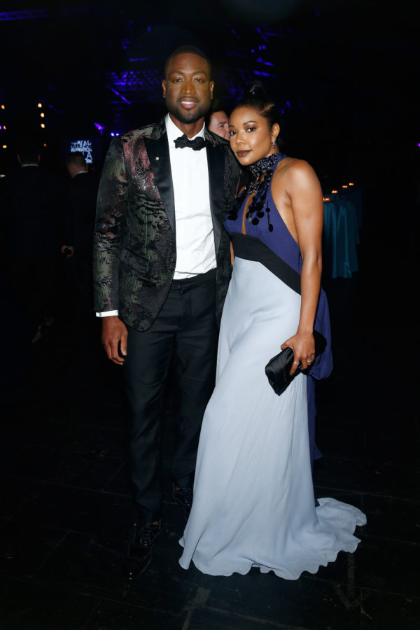 Moet & Chandon Toasts To The amfAR Inspiration Gala In New York City