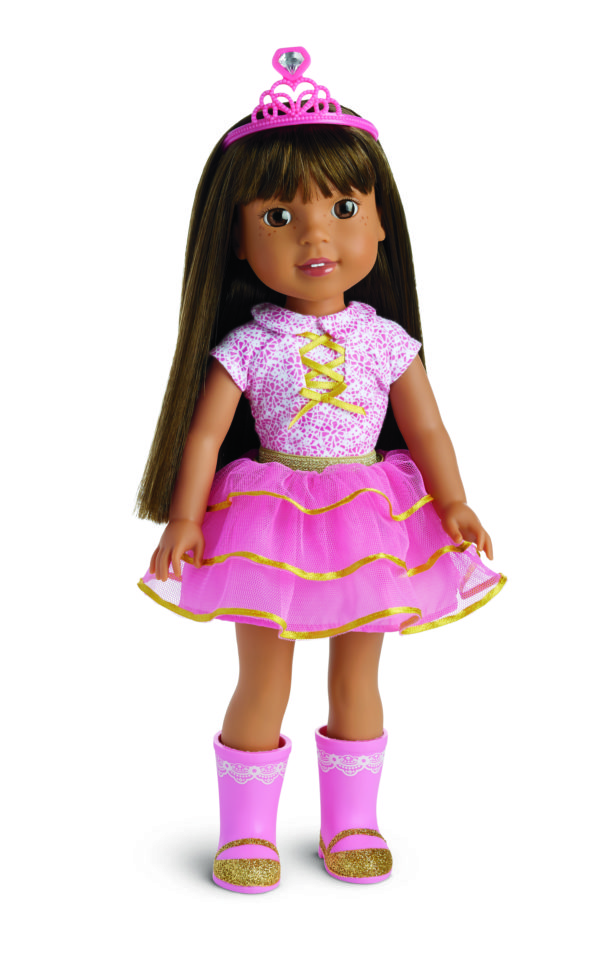 American Girl Launches Welliewishers Doll Line Talking