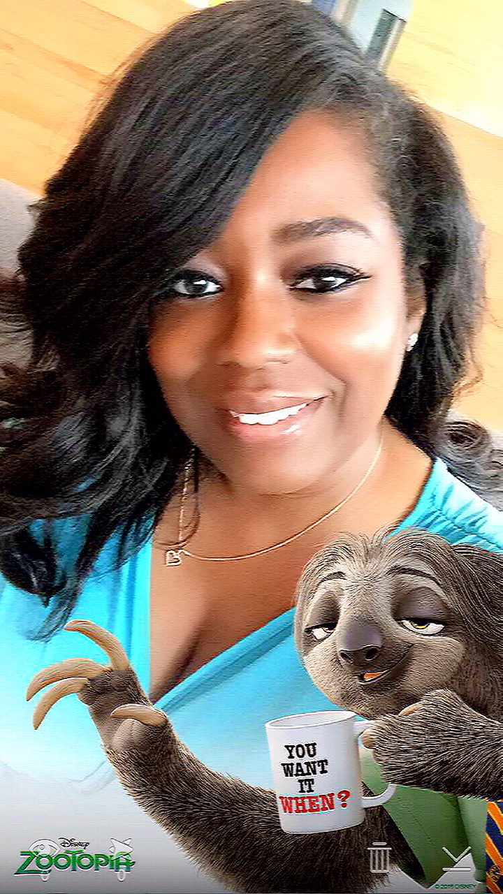 My Voiceover Experience At Disney Studios Plus Me As Fru Fru From 'Zootopia'!