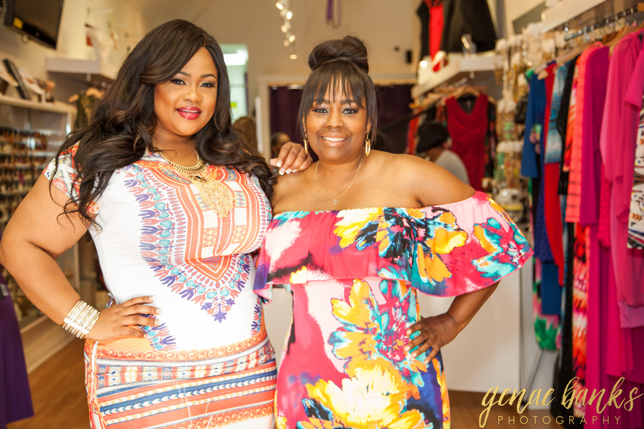 Chic & Curvy Boutique Sip & Shop In Los Angeles