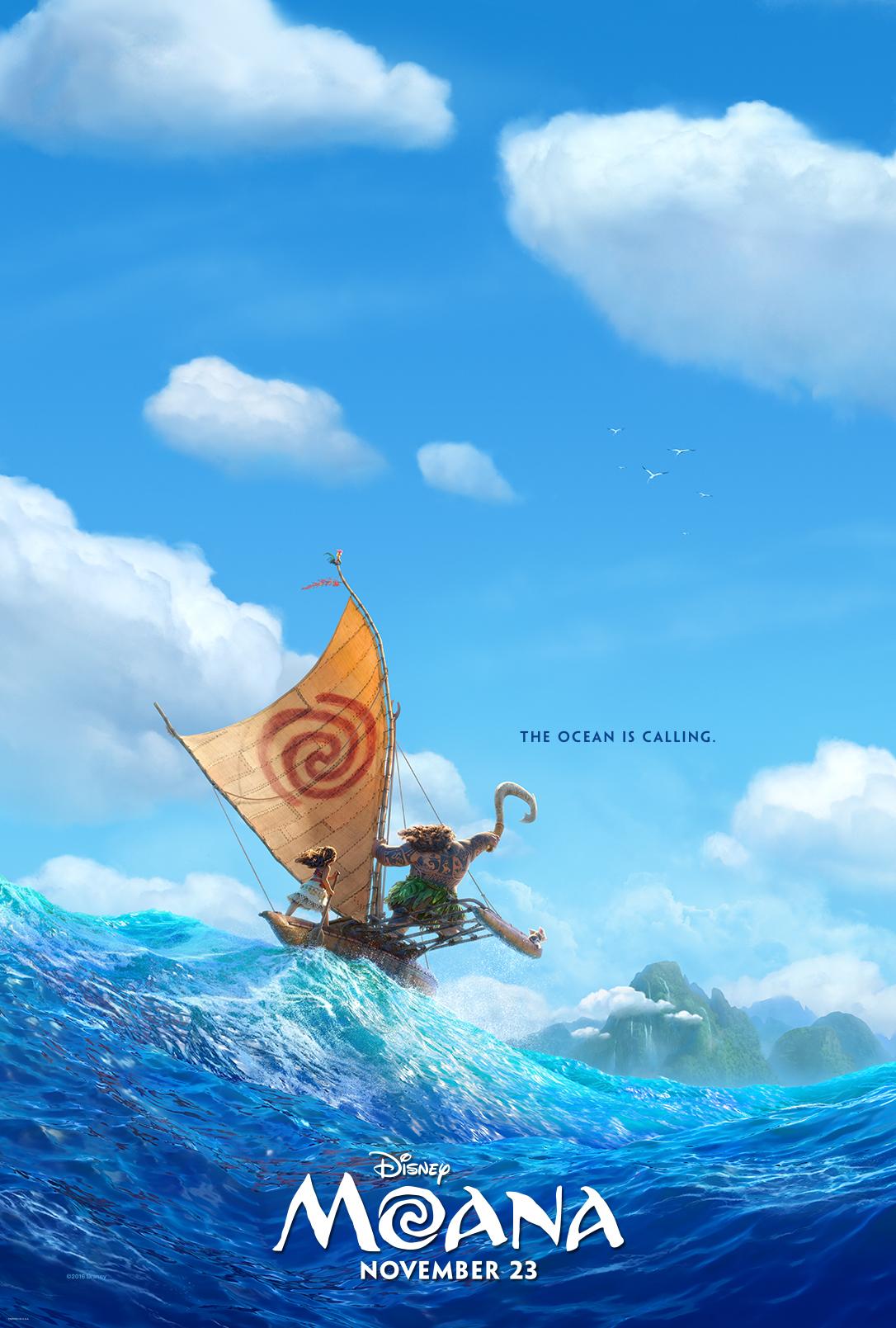 New Movie: Disney 'Moana'