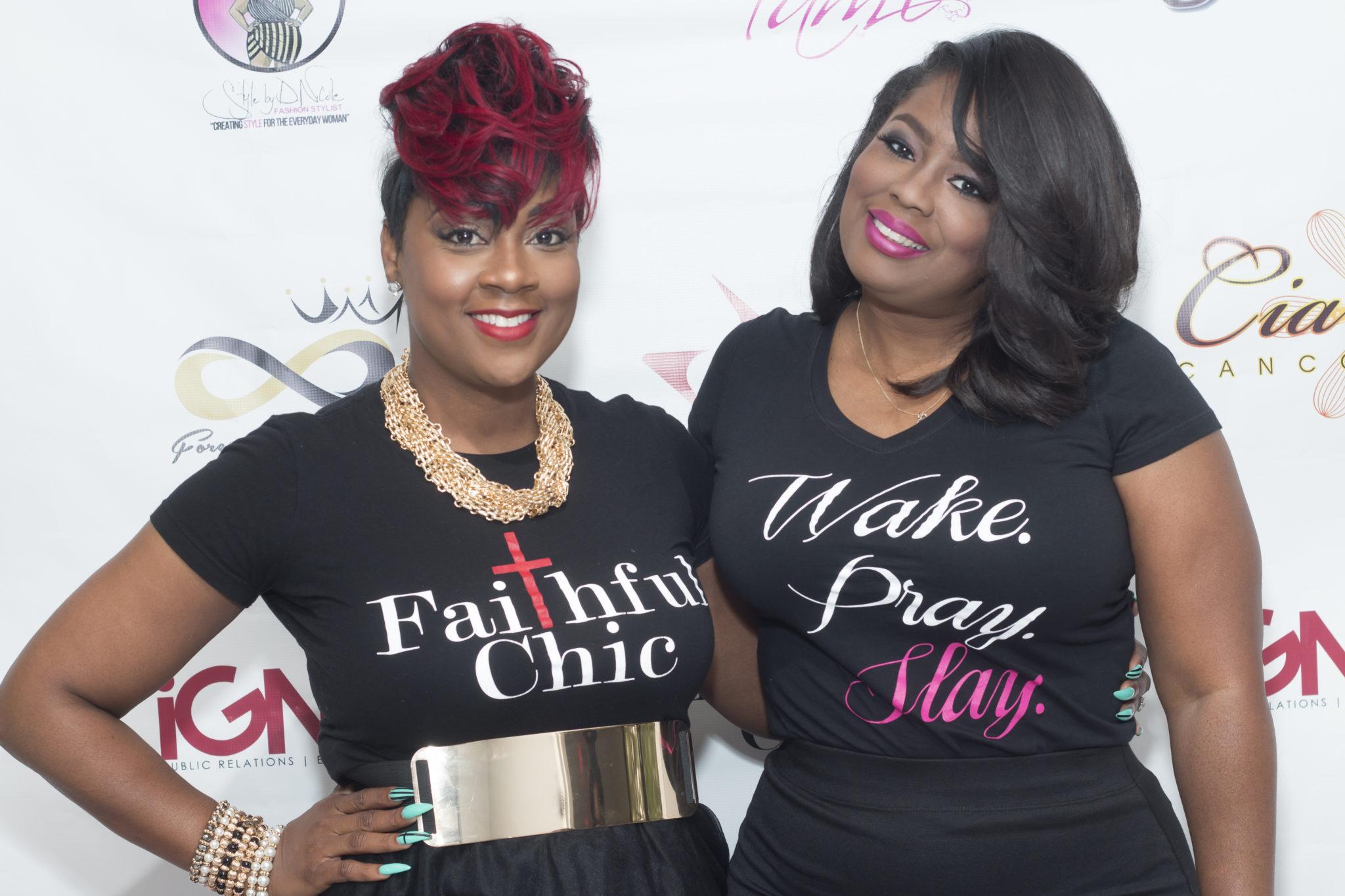 Recap: Faithful Chics Pop Up Shop
