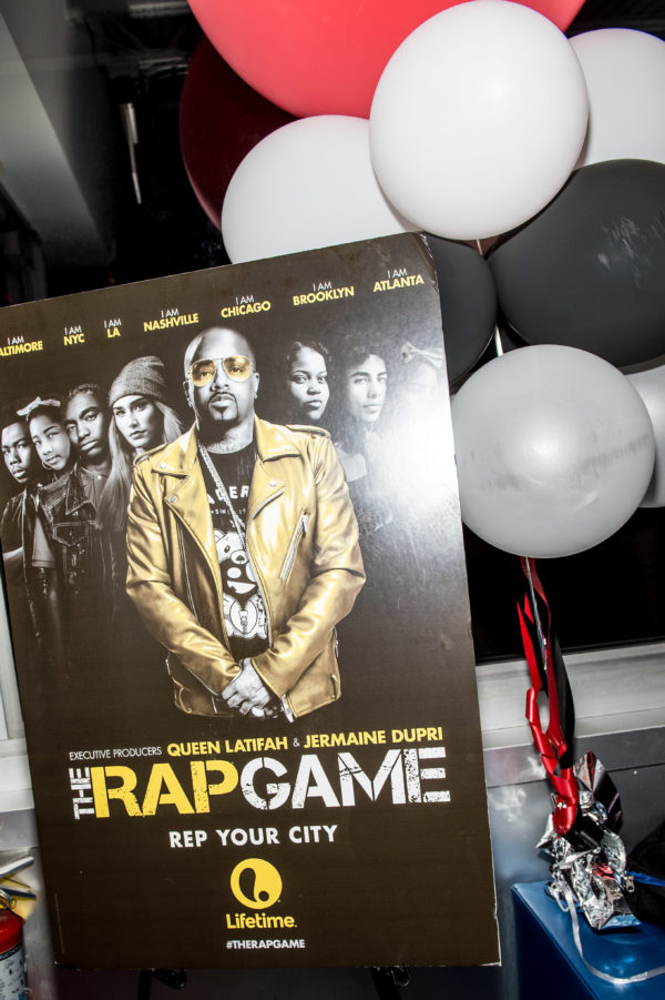 """Private Screening Of Lifetime's """"The Rap Game"""" In Atlanta Hosted By Executive Producer Jermaine Dupri"""