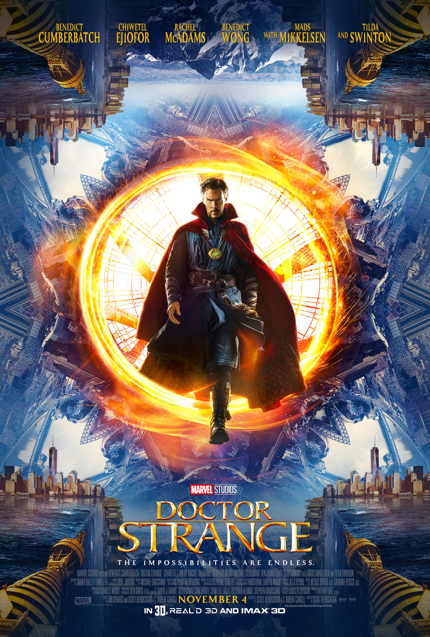 New Movie: 'Doctor Strange'