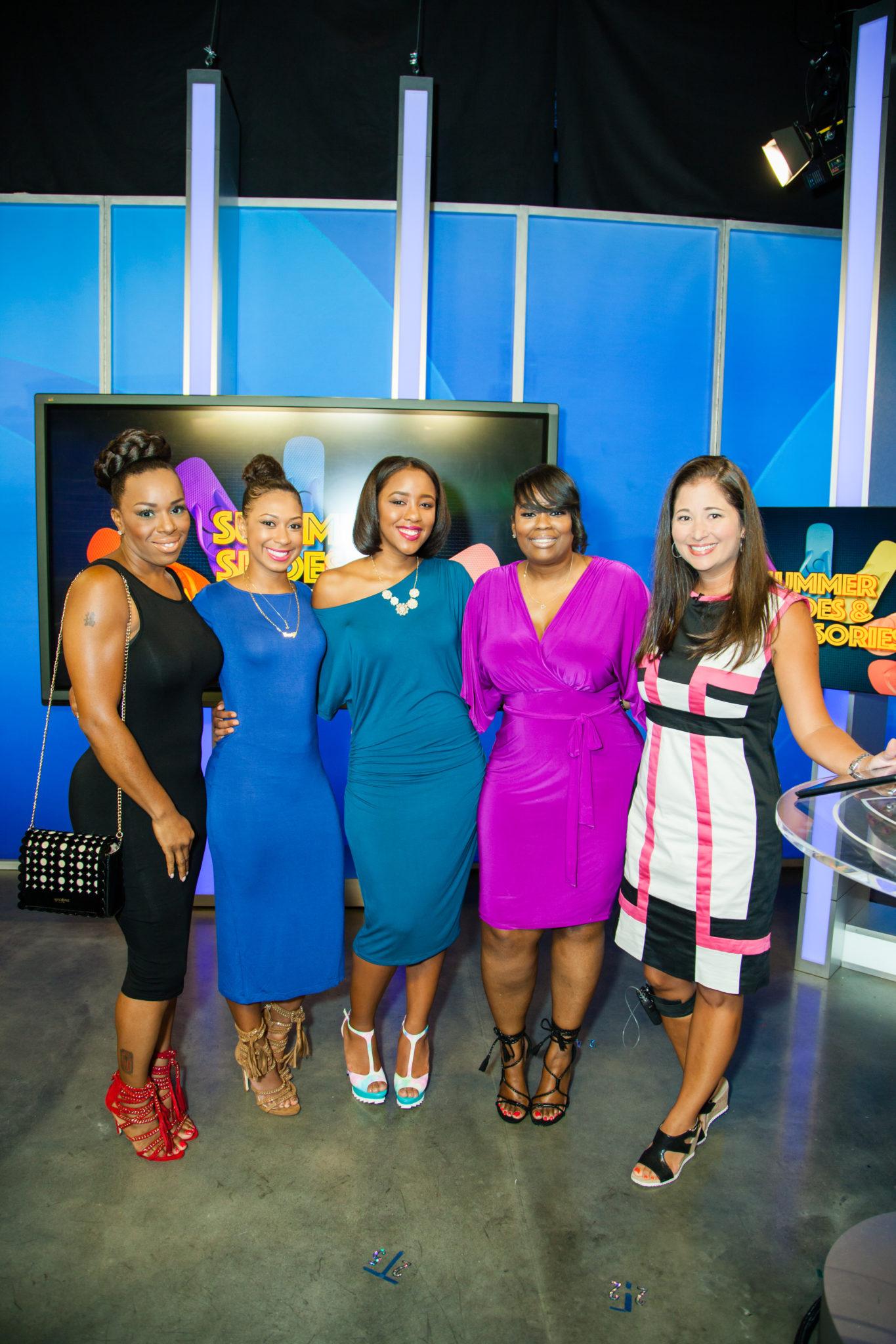 Recap: CBS 46 'Atlanta Plugged In' Fashion And Accessories Segment