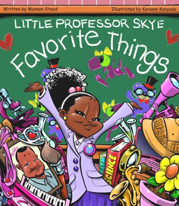 little professor skye favorite things