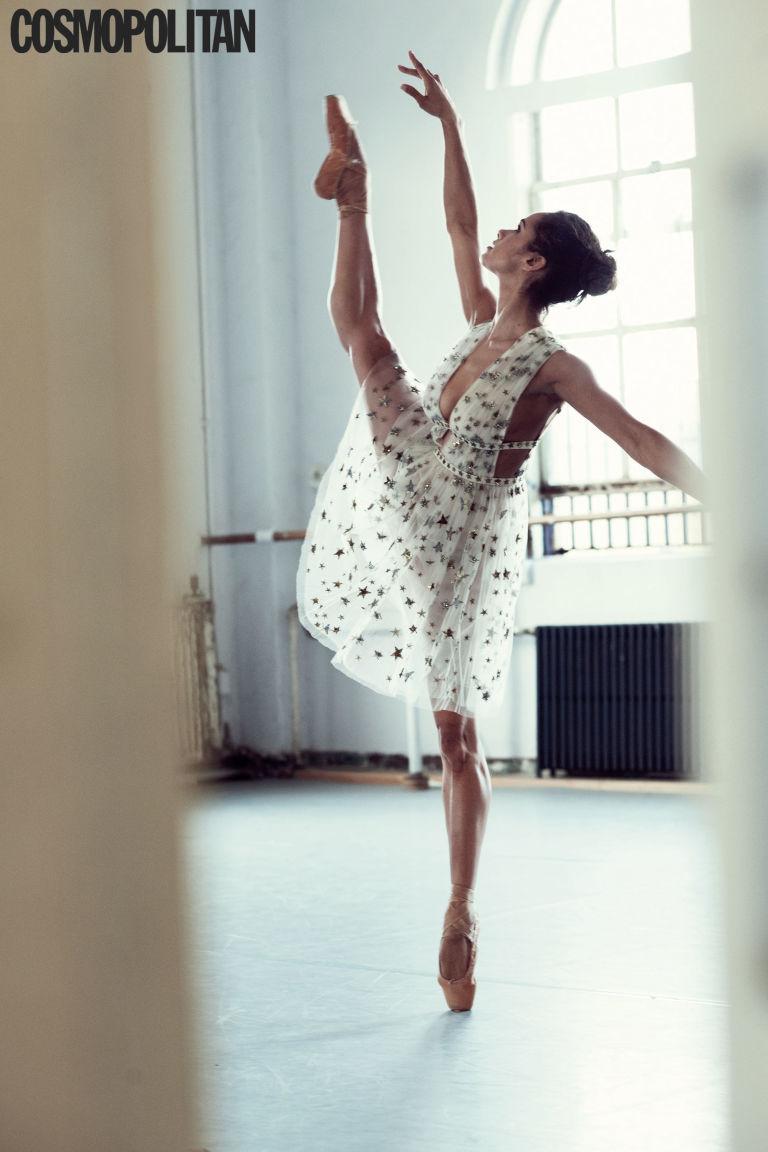 Wardrobe Breakdown: Misty Copeland In 'Cosmopolitan'