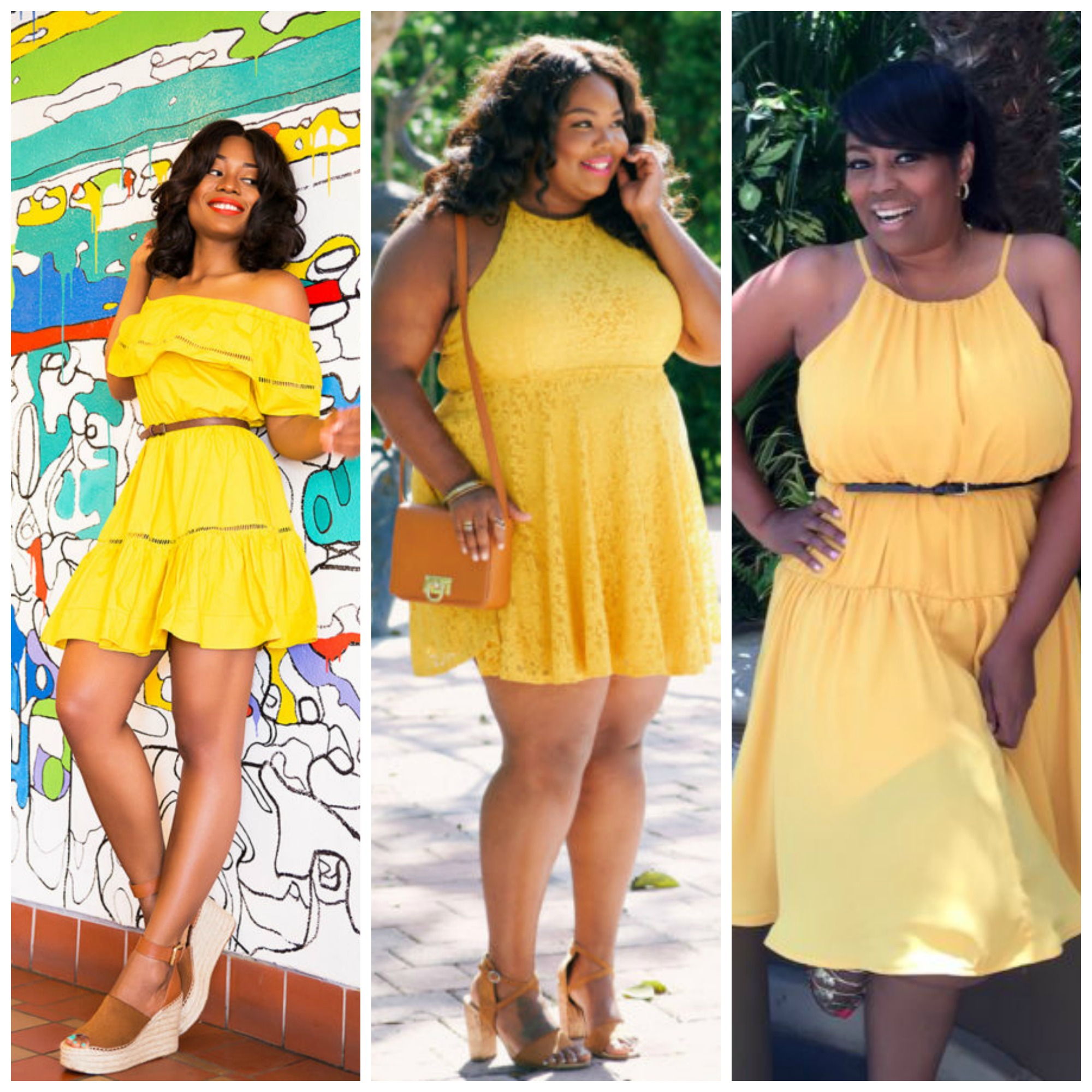 Fashion Trend: Bursts Of Yellow!