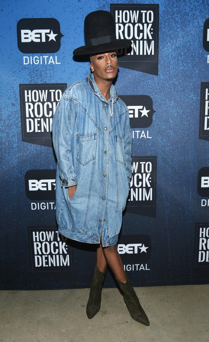BET How To Rock: Denim - Inside