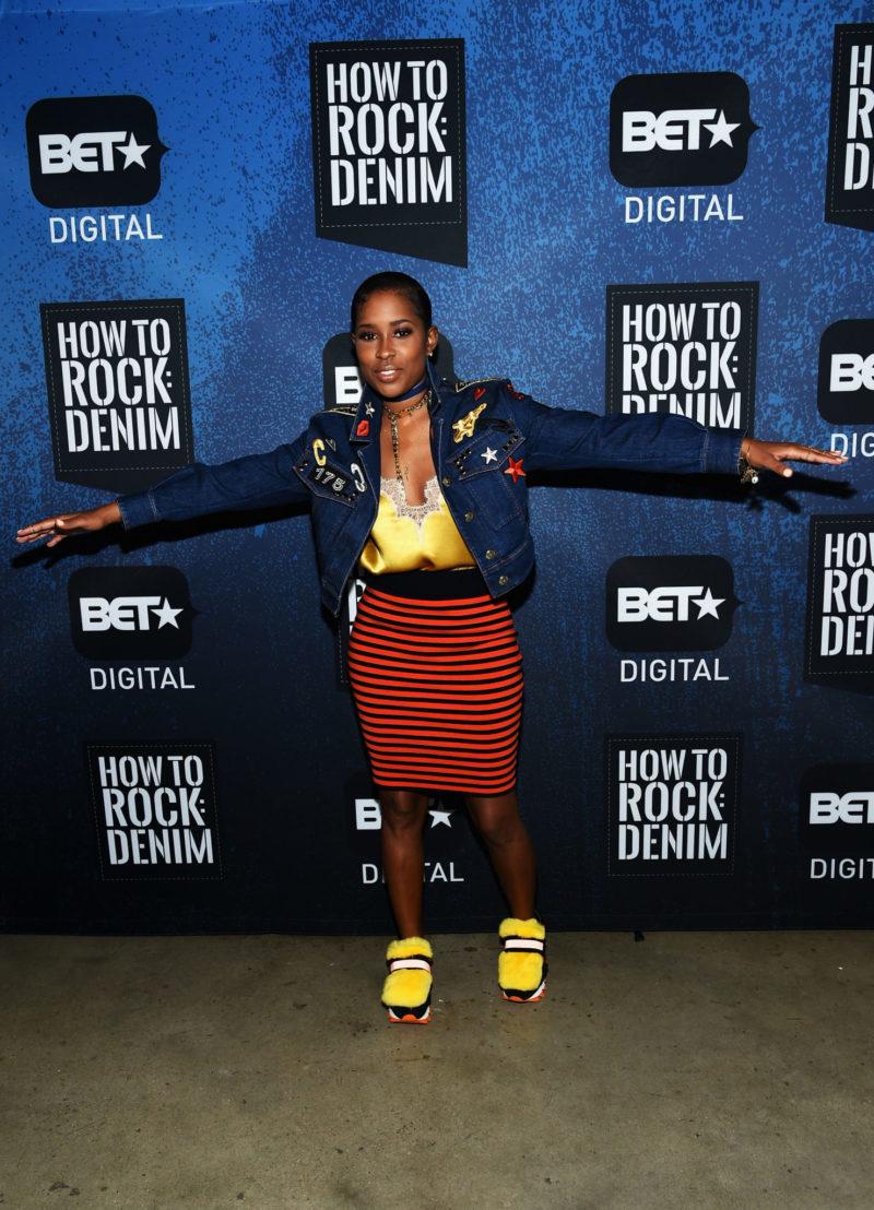 BET How To Rock: Denim - Arrivals